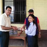 First Prize Distribution