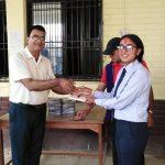 Second Prize Distribution